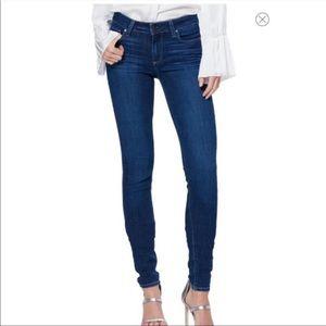 Paige Lennox blue skinny jeans